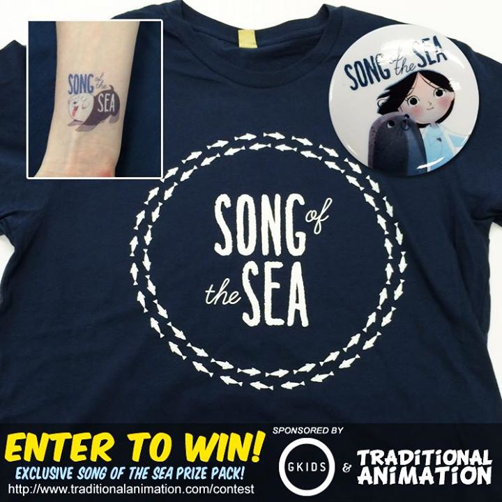 Song of the Sea Contest