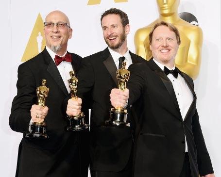 Oscars big hero 6